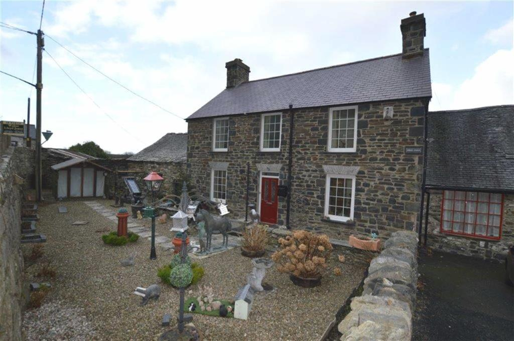 4 Bedrooms Detached House for sale in Friog Farm, Friog, Fairbourne, Gwynedd, LL38