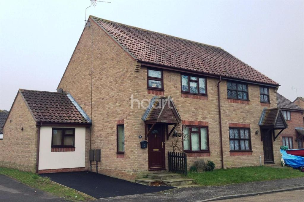 3 Bedrooms Semi Detached House for sale in Remercie Road, Mistley, Manningtree, Essex
