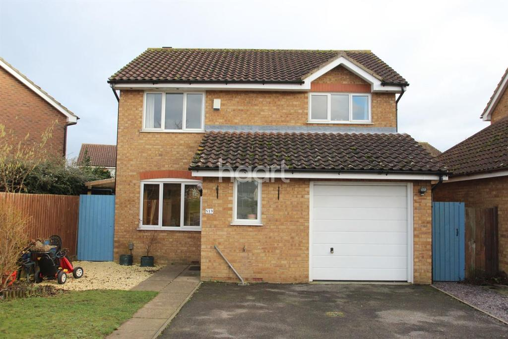 4 Bedrooms Detached House for sale in Humphries Way, Milton