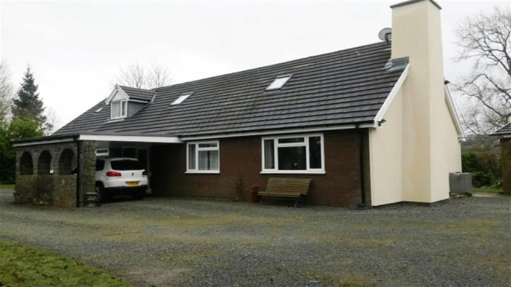 5 Bedrooms Detached House for sale in Llangadfan, Welshpool, SY21