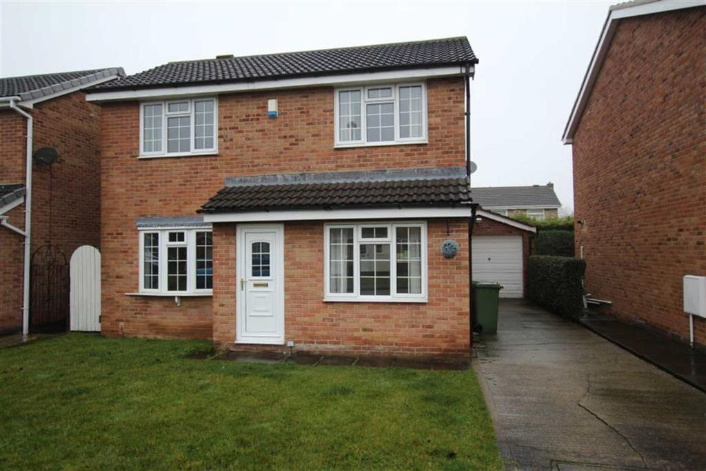 3 Bedrooms Detached House for sale in Nederdale Close, Yarm, Cleveland