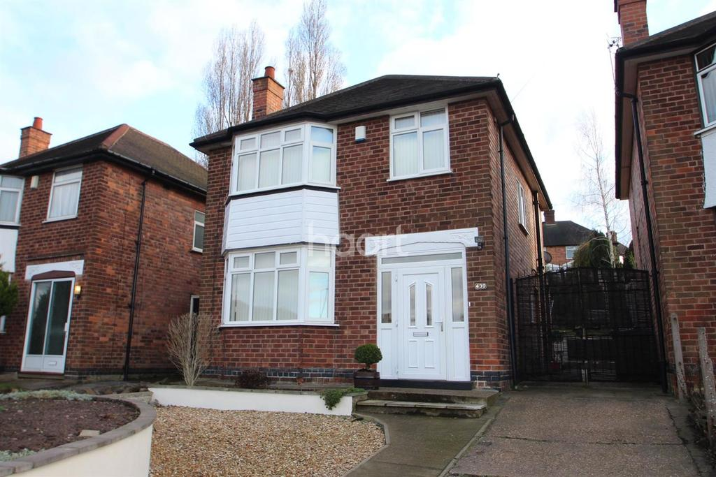 3 Bedrooms Detached House for sale in Valley Road , Sherwood