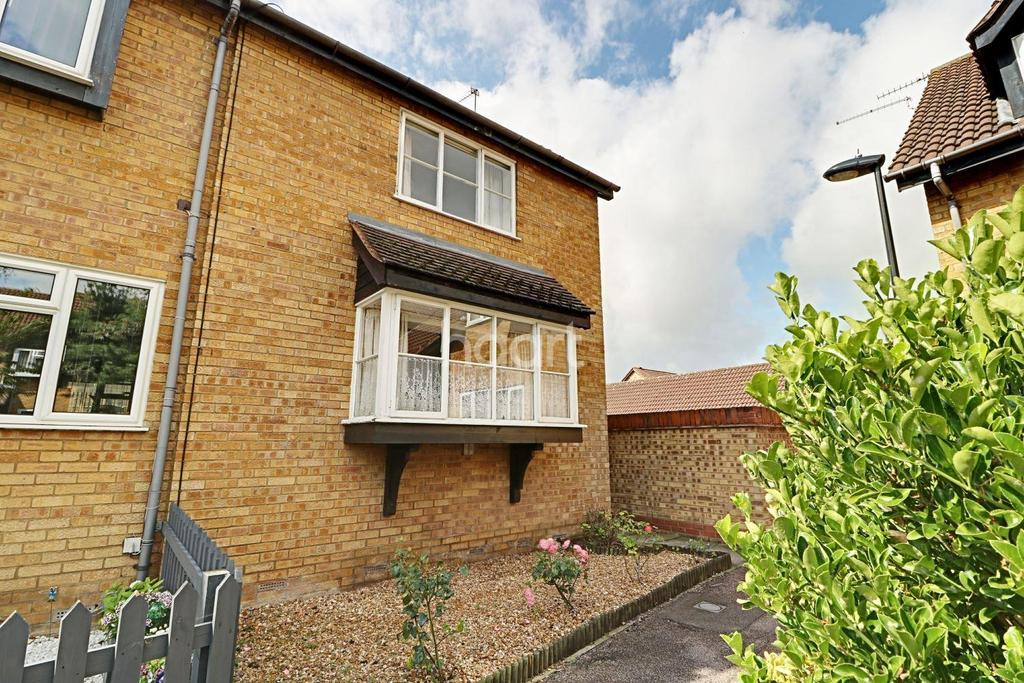 3 Bedrooms End Of Terrace House for sale in Mahon Close, Enfield