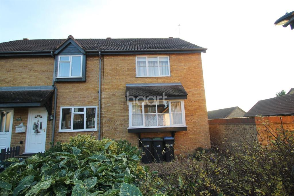 3 Bedrooms End Of Terrace House for sale in Mahon Close