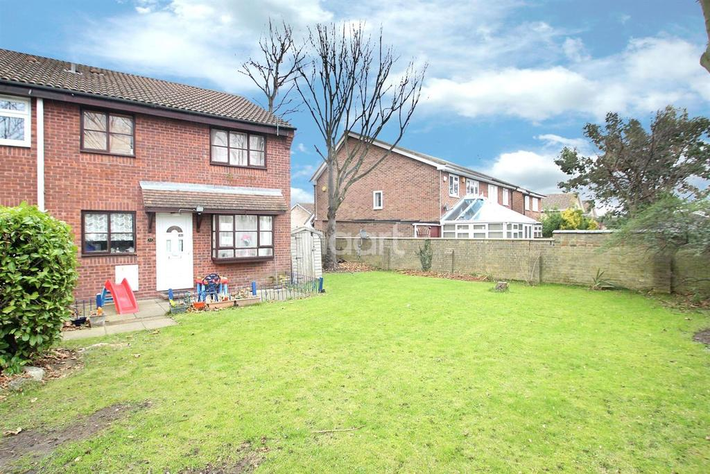 1 Bedroom End Of Terrace House for sale in Palmers Drive, Grays, RM17