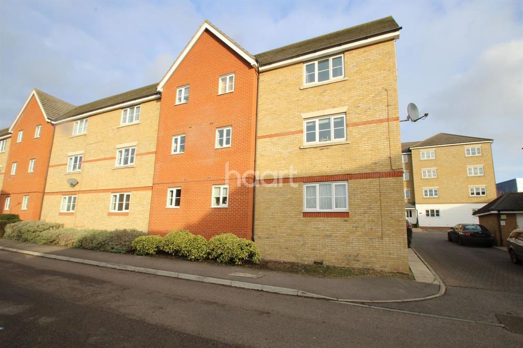 1 Bedroom Flat for sale in Kendal, Purfleet