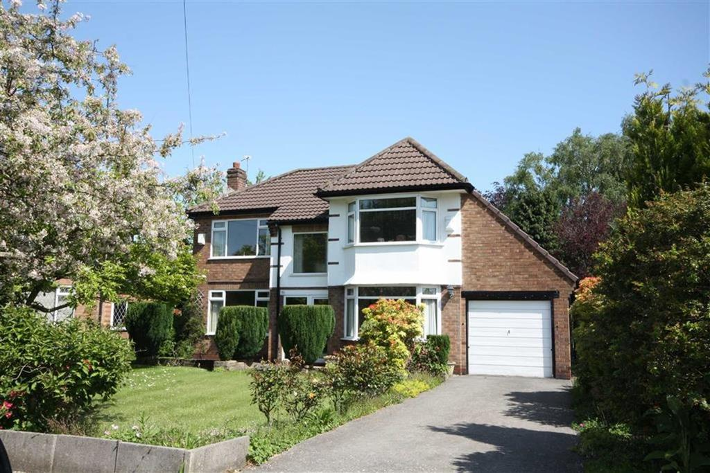 3 Bedrooms Detached House for sale in Harewood Avenue, Sale