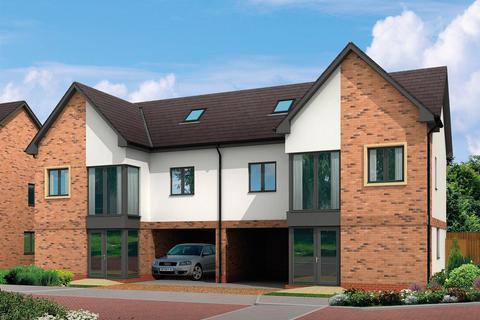 4 bedroom semi-detached house for sale - Plot 16, The Fenton, Figham Gate, Beverley Parklands, Beverley, HU17 0RA