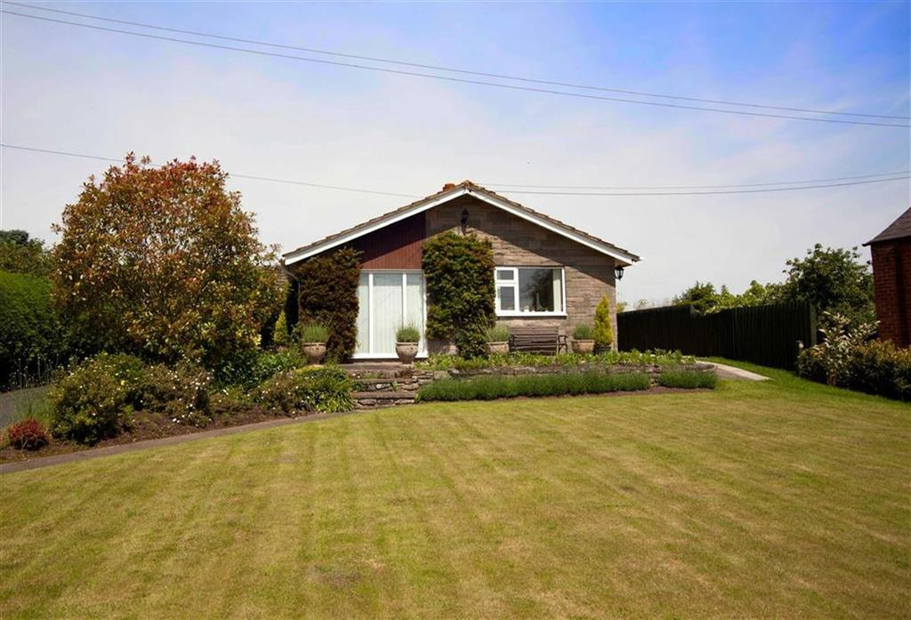 3 Bedrooms Detached Bungalow for sale in SHENMORE, Hereford
