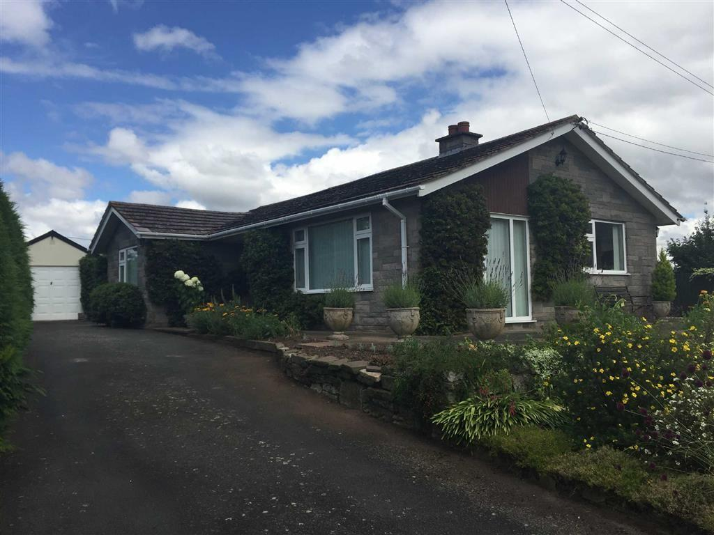 3 Bedrooms Detached Bungalow for sale in SHENMORE, Madley Hereford, Madley