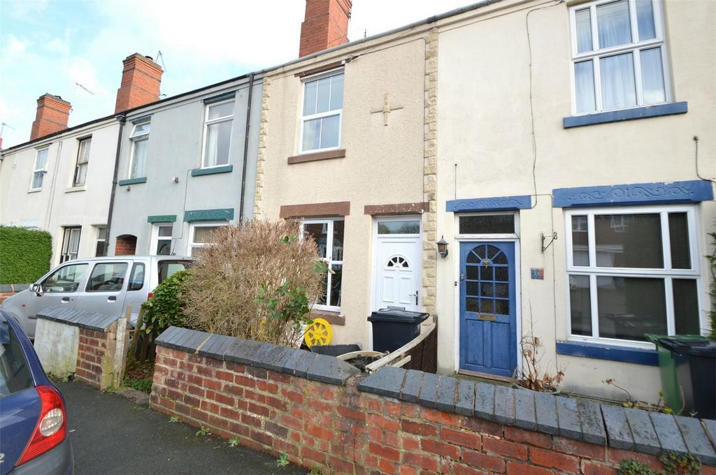 2 Bedrooms Terraced House for sale in Ridge Street, Wollaston, STOURBRIDGE, West Midlands