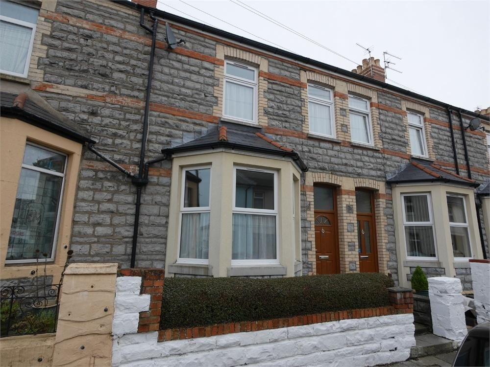 2 Bedrooms Terraced House for sale in Salop Street, Penarth