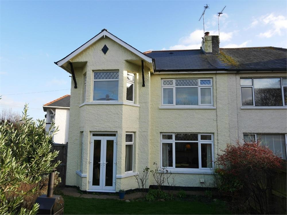 3 Bedrooms Semi Detached House for sale in Hastings Place, Penarth