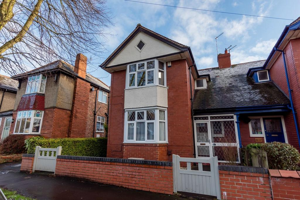 3 Bedrooms Semi Detached House for sale in Severus Avenue, YORK