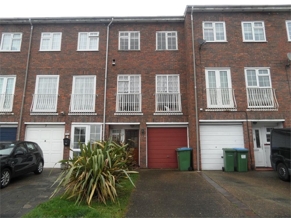 3 Bedrooms Town House for sale in Inca Drive, Eltham, London