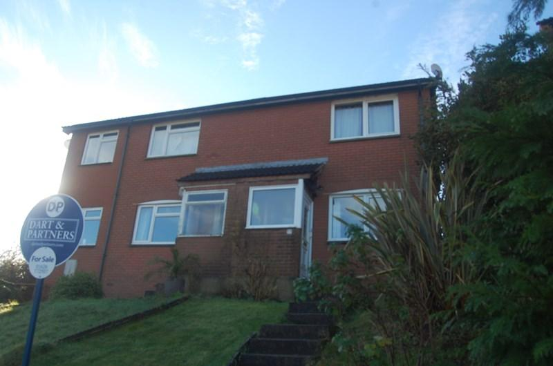 2 Bedrooms Semi Detached House for sale in Headway Rise, Teignmouth