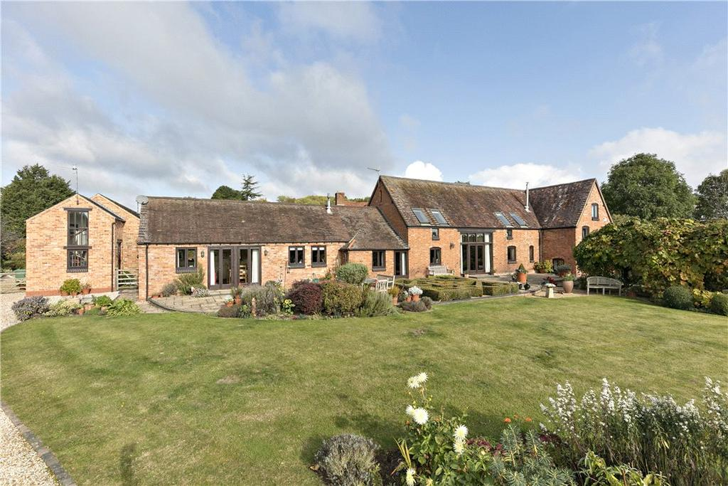 5 Bedrooms Detached House for sale in Ashorne, Warwick, Warwickshire, CV35