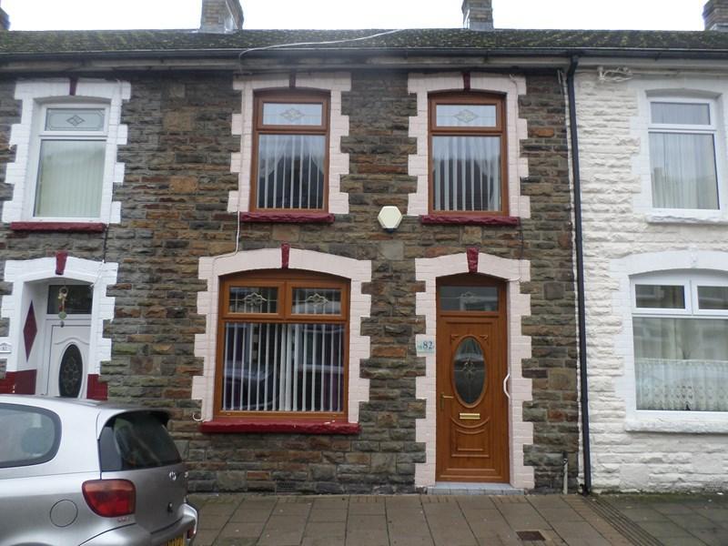3 Bedrooms Terraced House for sale in James Street, Maerdy, Ferndale