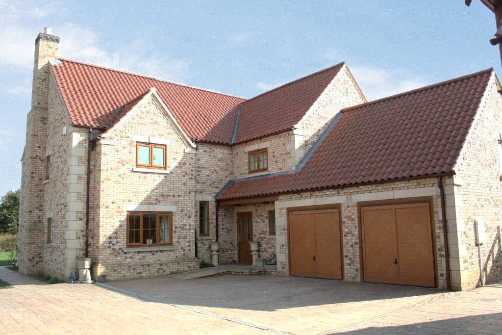 4 Bedrooms Detached House for sale in Evedon, Sleaford, NG34