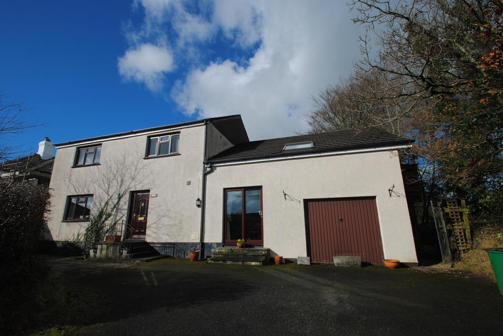 4 Bedrooms Detached House for sale in Egloskerry, Launceston
