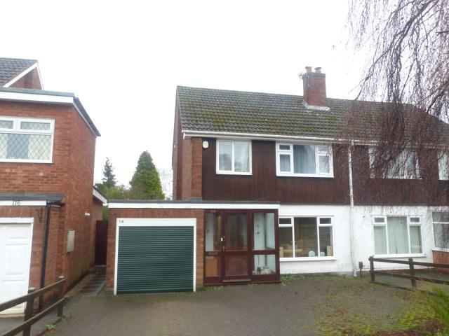 3 Bedrooms Semi Detached House for sale in Worcester Lane,Four Oaks,Sutton Coldfield