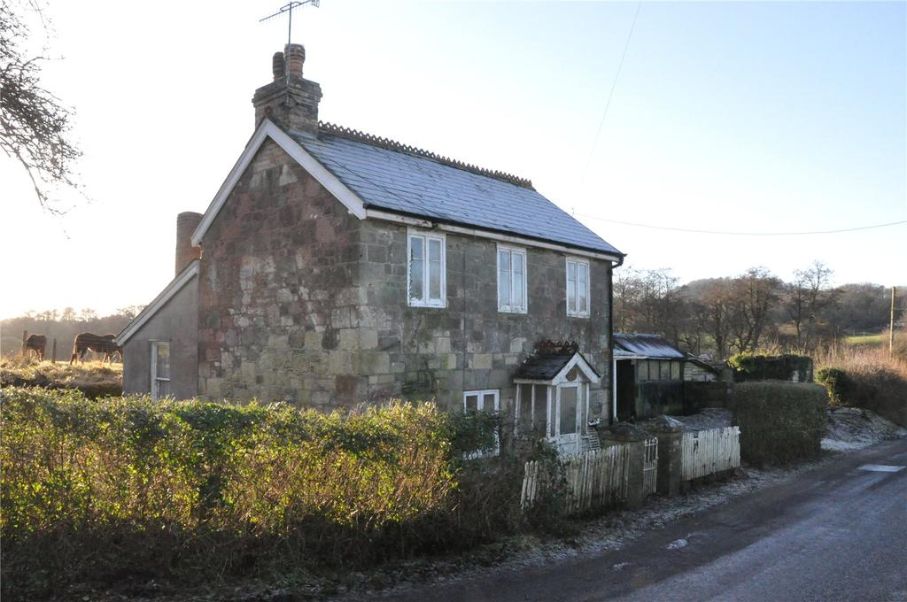 3 Bedrooms Detached House for sale in Scotts Hill, Donhead St. Andrew, Shaftesbury, Dorset, SP7