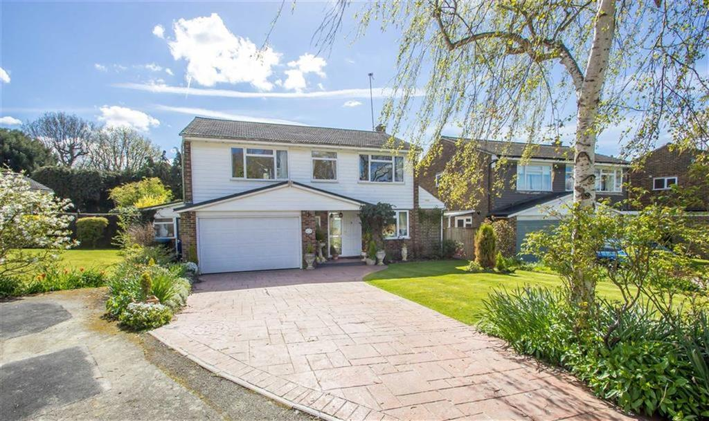 4 Bedrooms Detached House for sale in Mill Shaw, Hurst Green, Surrey