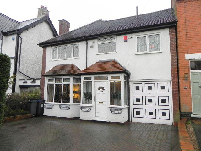 4 Bedrooms Detached House for sale in Penns Lane,Wylde Green,Sutton Coldfield