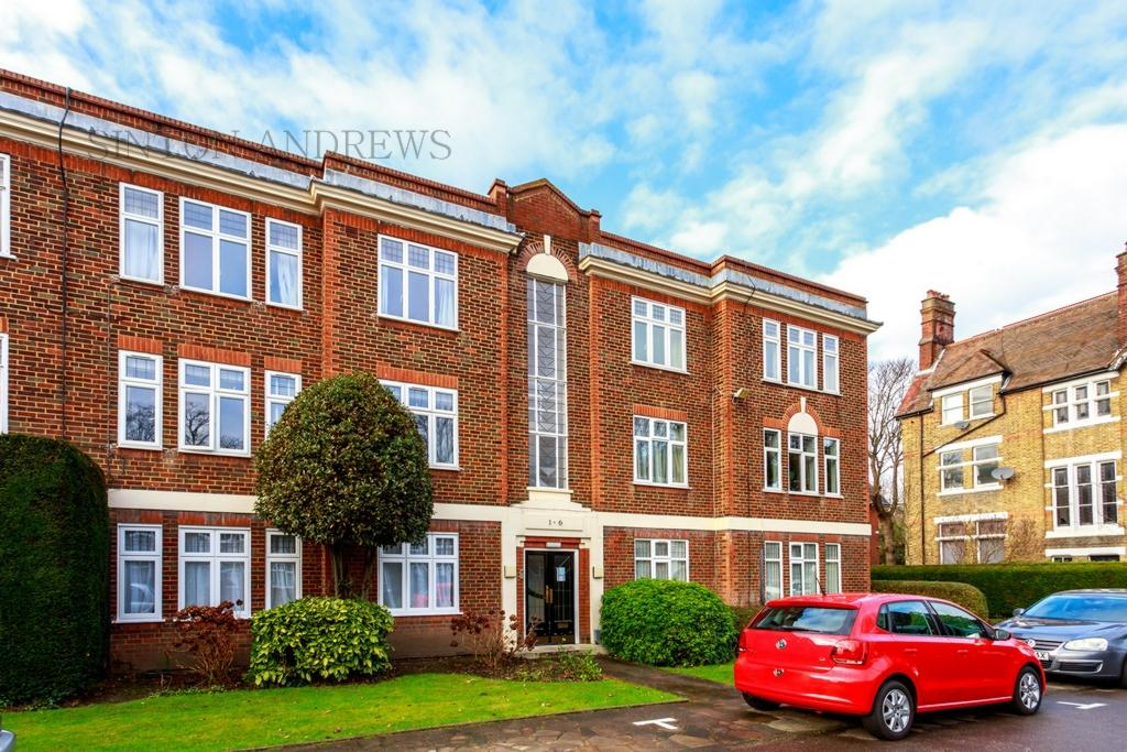 3 Bedrooms Apartment Flat for sale in Hamilton Court, Hamilton Road, W5