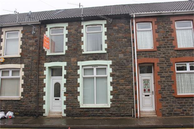 3 Bedrooms Terraced House for sale in Ynyscynon Road, Trealaw, Tonypandy, Rhondda Cynon Taff. CF40 2LH