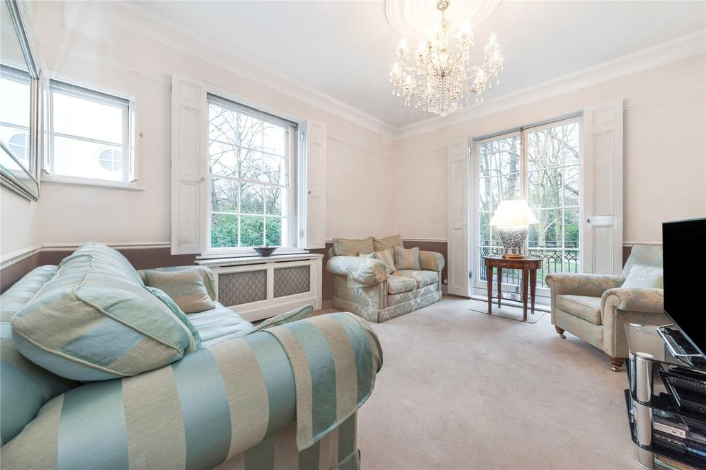 2 Bedrooms Flat for sale in South End Road, Hampstead, London