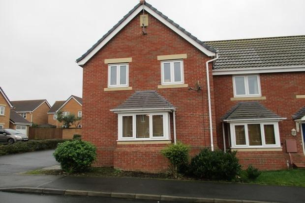 3 Bedrooms Semi Detached House for sale in Rushy Close, Thorpe Astley, Leicester, LE3