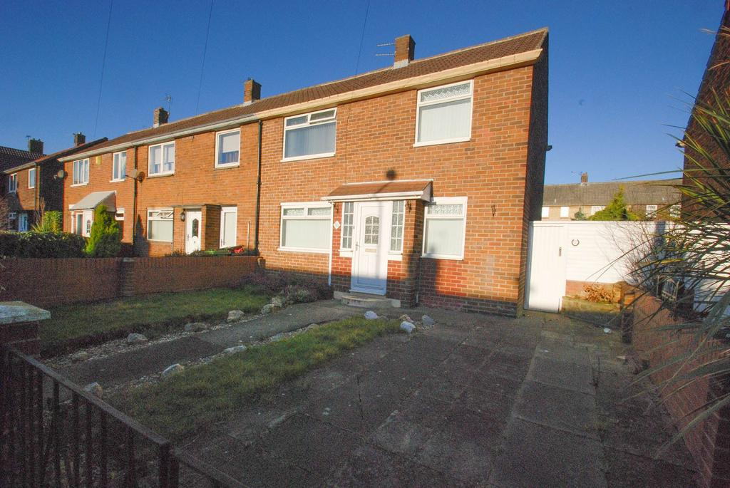 2 Bedrooms House for sale in Monkton Avenue, South Shields