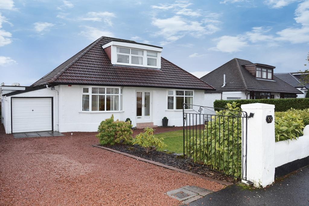 4 Bedrooms Detached House for sale in 55 Larchfield Avenue, Newton Mearns, G77 5QN