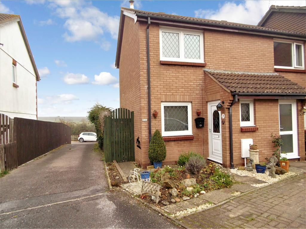 1 Bedroom End Of Terrace House for sale in Buttercup Close, Seaton