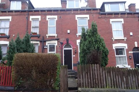 2 bedroom terraced house to rent - Lascelles Road West - Harehills