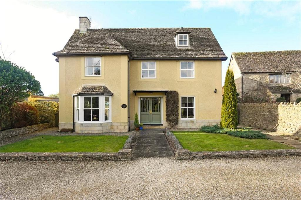 5 Bedrooms Detached House for sale in Sopworth, Chippenham, Wiltshire, SN14
