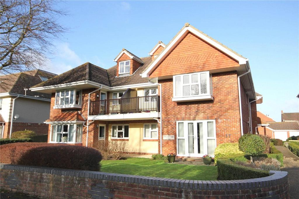 2 Bedrooms Flat for sale in Edwards Court, Wortley Road, Highcliffe-On-Sea, Dorset, BH23