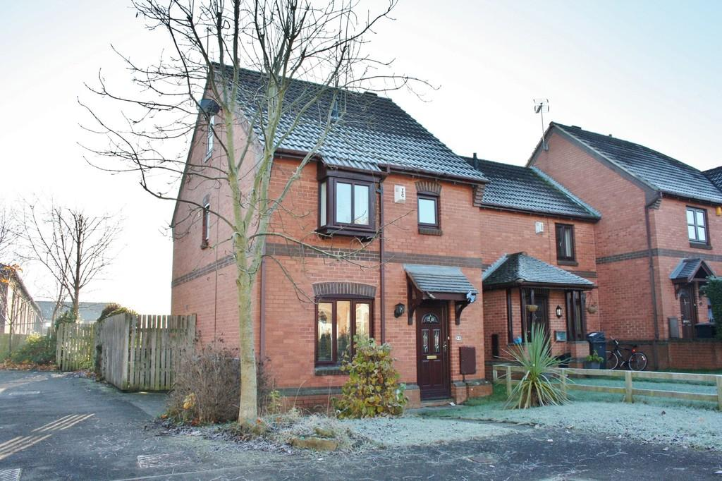 3 Bedrooms End Of Terrace House for sale in Station Drive, Ripon