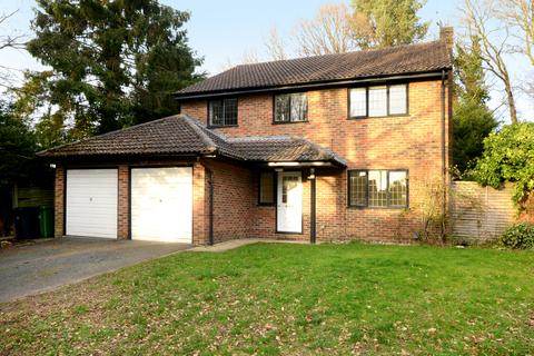 4 bedroom detached house to rent - Merrywood Park, Camberley