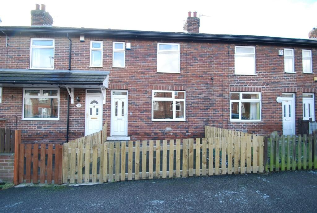 2 Bedrooms Terraced House for sale in Greenside Avenue, Staincross, Barnsley S75
