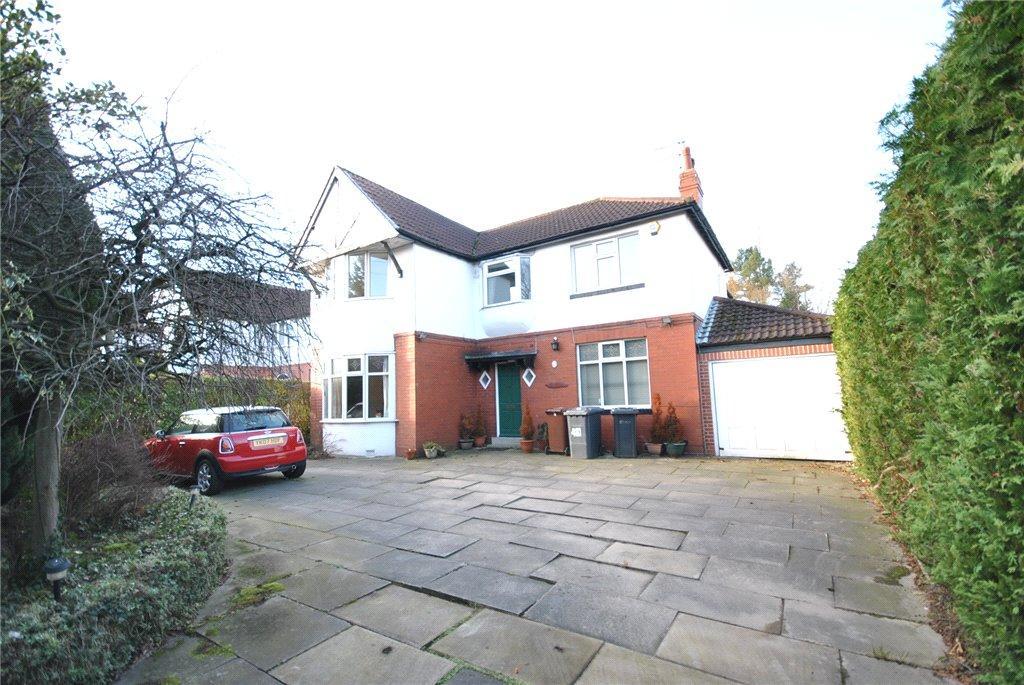 5 Bedrooms Detached House for sale in Otley Road, Adel, Leeds