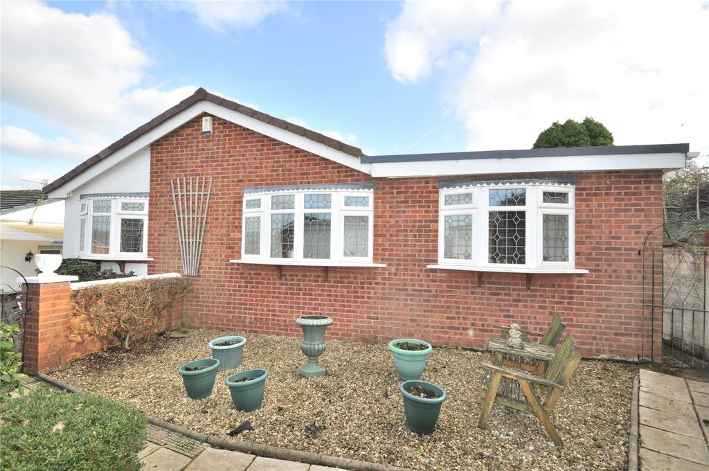 4 Bedrooms Bungalow for sale in Bonville Crescent, Tiverton, Devon, EX16