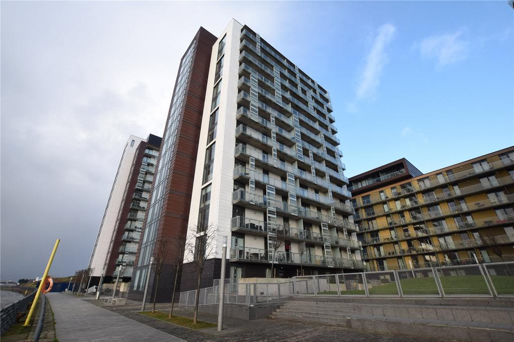 1 Bedroom Apartment Flat for sale in 8/3, Meadowside Quay Walk, Glasgow Harbour, Glasgow