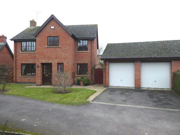 4 Bedrooms Detached House for sale in Ludford Gardens, Bloxham