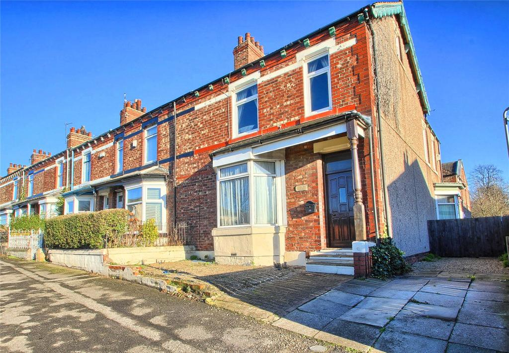 3 Bedrooms End Of Terrace House for sale in Thornaby Road, Thornaby