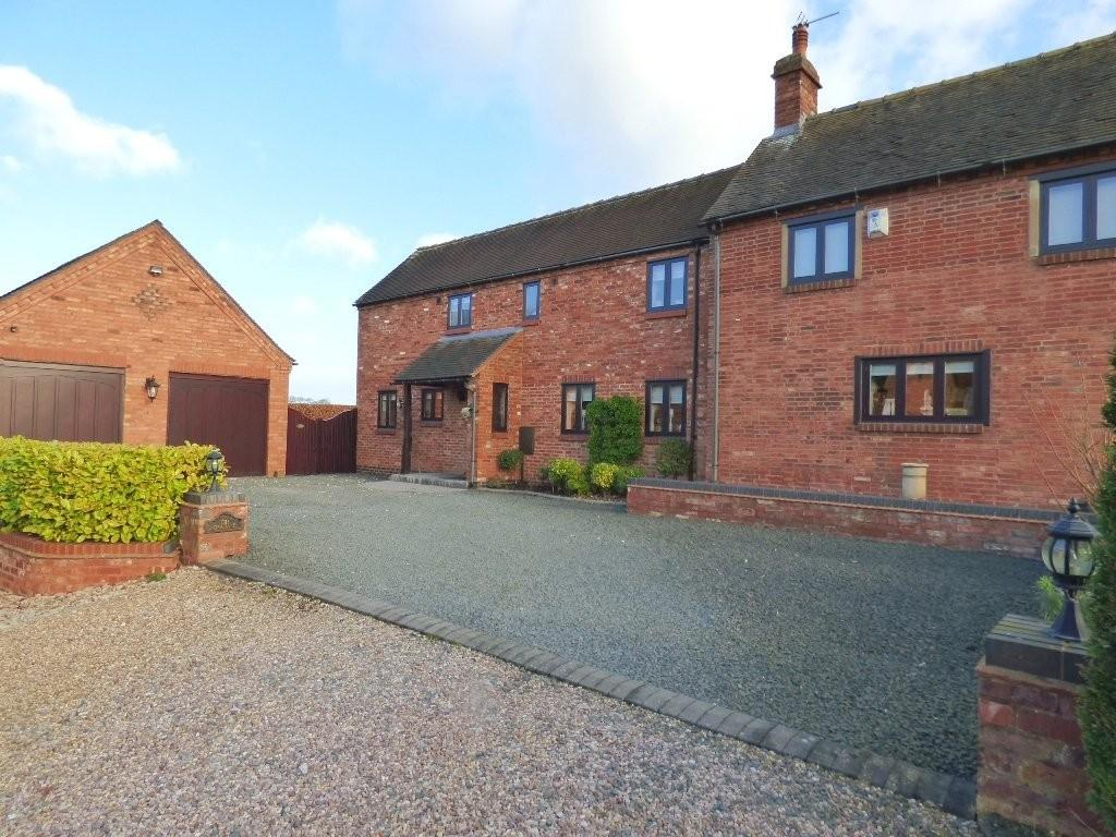 3 Bedrooms Barn Conversion Character Property for sale in School Lane, Colton