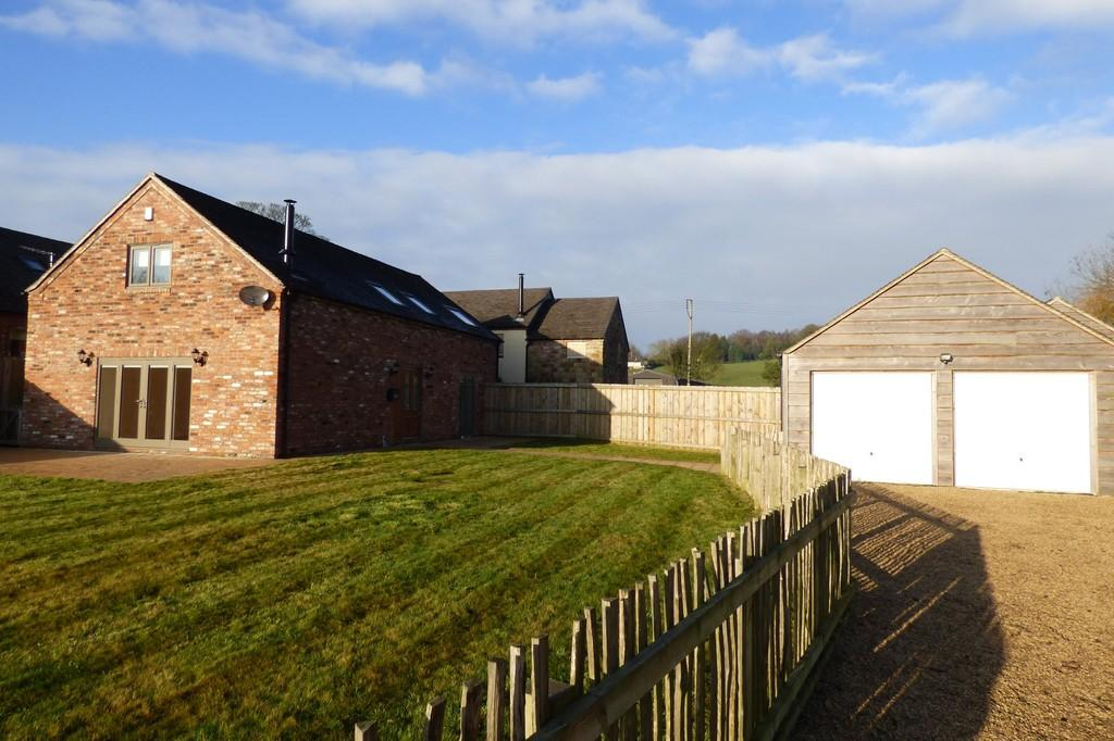 4 Bedrooms Detached House for sale in Sandy Lane, Threapwood, Cheadle, Staffordshire ST10 1RR