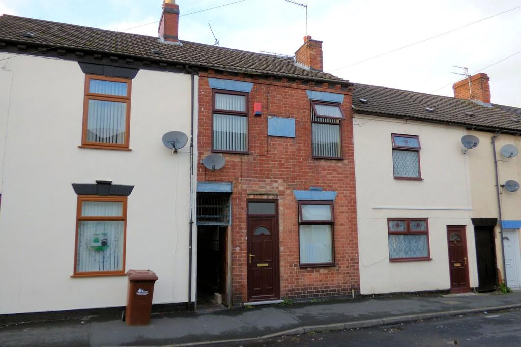 2 Bedrooms Terraced House for sale in Victoria Street, Burton-on-Trent
