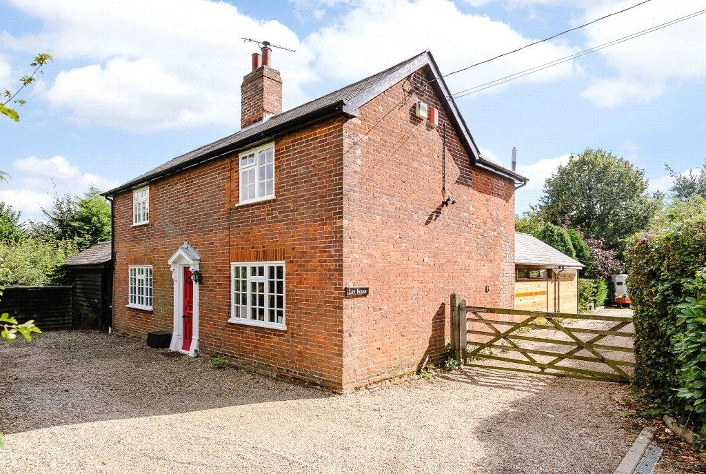 5 Bedrooms Detached House for sale in Ash Street, Semer, Ipswich, Suffolk, IP7